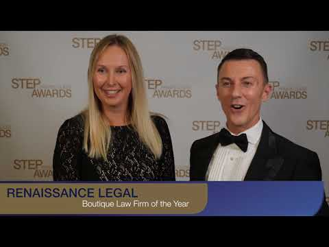 STEP Private Client Awards 2017/18: Boutique Law Firm of the Year