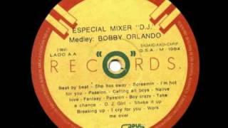 Especial Mixer D J - Bobby Orlando Medley