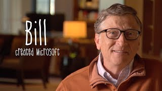 Repeat youtube video Hour of Code - Bill Gates explains If statements