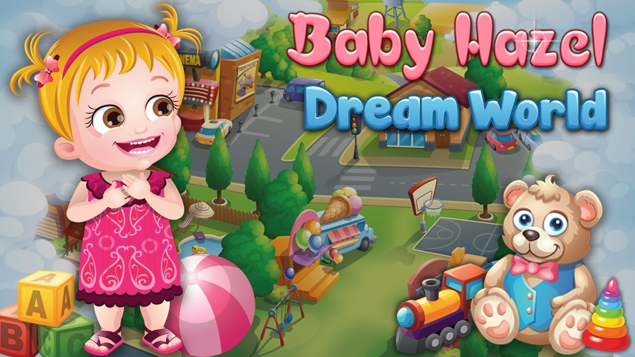 Baby Games - Babsy Girl 3D Fun - Apps on Google Play