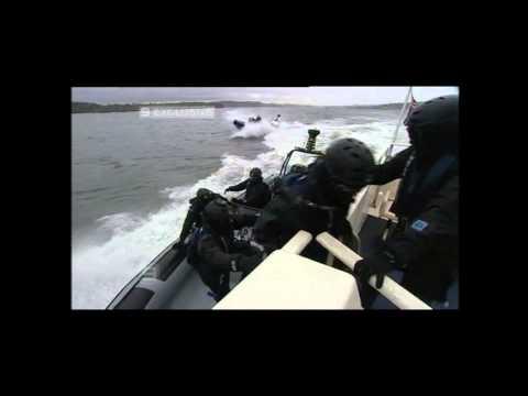 SOS Marine Police Boarding Party Vest