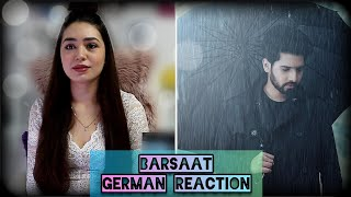 Armaan Malik - Barsaat | Indian Song | German Reaction