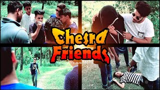 ছ্যাঁচড়া বন্ধু || Chesra Friends || Bangla Funny Video || The HaHa Nation || Saidul Antor