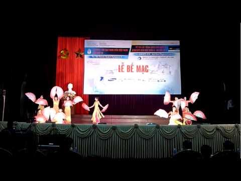 Múa Quạt Việt - ĐH Công Nghệ - ĐHQG Hà Nội
