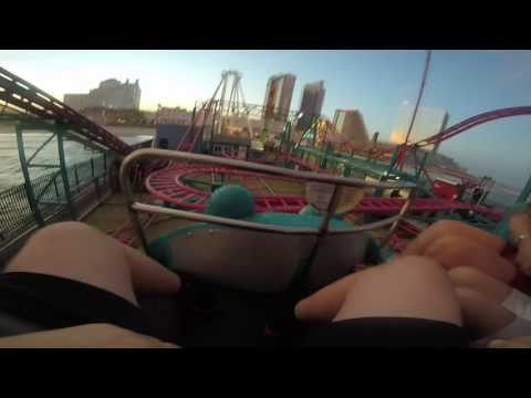 Crazy Mouse POV In Atlantic City NJ