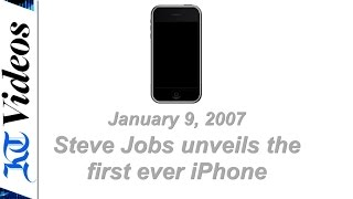 10 years of iPhone: A look back at the decade-long journey of the revolutionary smartphone