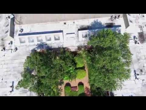 The Creole on Yorktown aerial footage