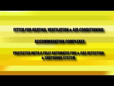 GGR International for Simmonds Equipment - Accommodation Modules