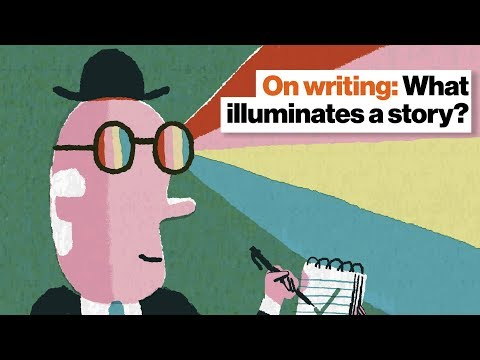 Michael Pollan on writing: What illuminates a story?