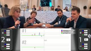 Байкал 2019 — Поединок №8 — Янькова Ольга vs Никулин Михаил