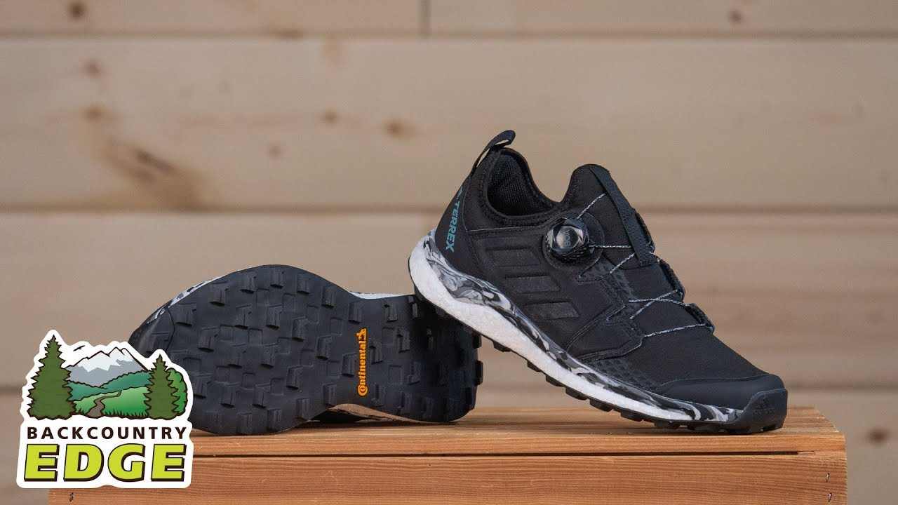 Terrex Agravic Boa Trail Running Shoes Women's