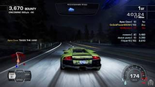 Need for Speed: Hot Pursuit Multiplayer Blacklisted