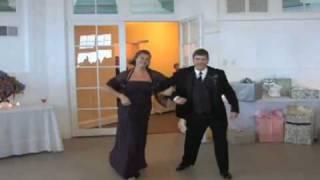 Alyson and Todd Grisham - Wedding Reception Bridal Party Entrances