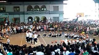 BALAYAN NATIONAL HIGH SCHOOL PEPS QUAD CHAMPION