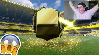 OMFG!🔥😍 GOOD PACKS EVERY TIME!! 😱 - FIFA 17 PACK OPENING (How to get good packs)