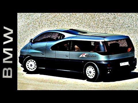 Супер минивэн BMW, о котором вы не знали Забытые машины и самодельные автомобили BMW