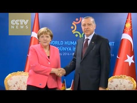 Merkel: Turkey must meet EU travel conditions