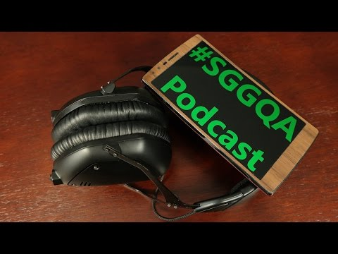 #SGGQA 07: Birthday Contests! Galaxy Note 5 Impressions, Android Security, and YOUR Questions!
