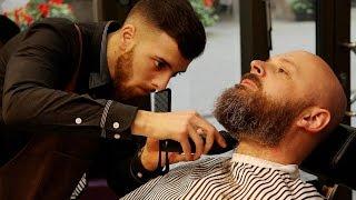 Rasieren, trimmen, schneiden: Barbier bringt Bart in Form - Kassel