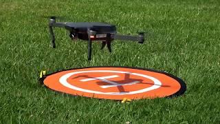 видео Площадка для квадрокоптера