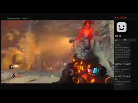 Call of duty black ops 3 zombie SE NN VA MI SPARO