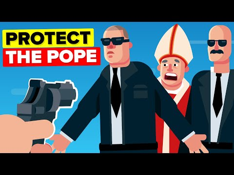 How Protected Is the Pope?