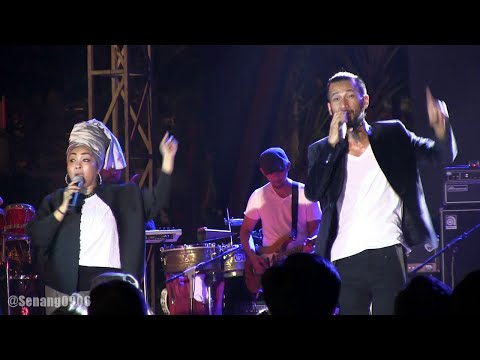 The Groove - Satu Mimpiku ~ Dahulu ~ Khayalan @ The 13th FEUI Cup [HD]