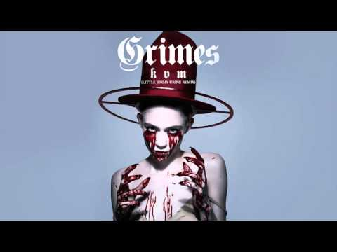 Grimes - 'Kill V. Maim' (Little Jimmy Urine Remix)