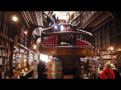 Porto, Portugal, 2015 April (Lello Bookstore)