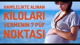Hamilelikte Alınan Kiloları Vermenin 7 Püf Noktası ● www.bebek.tv