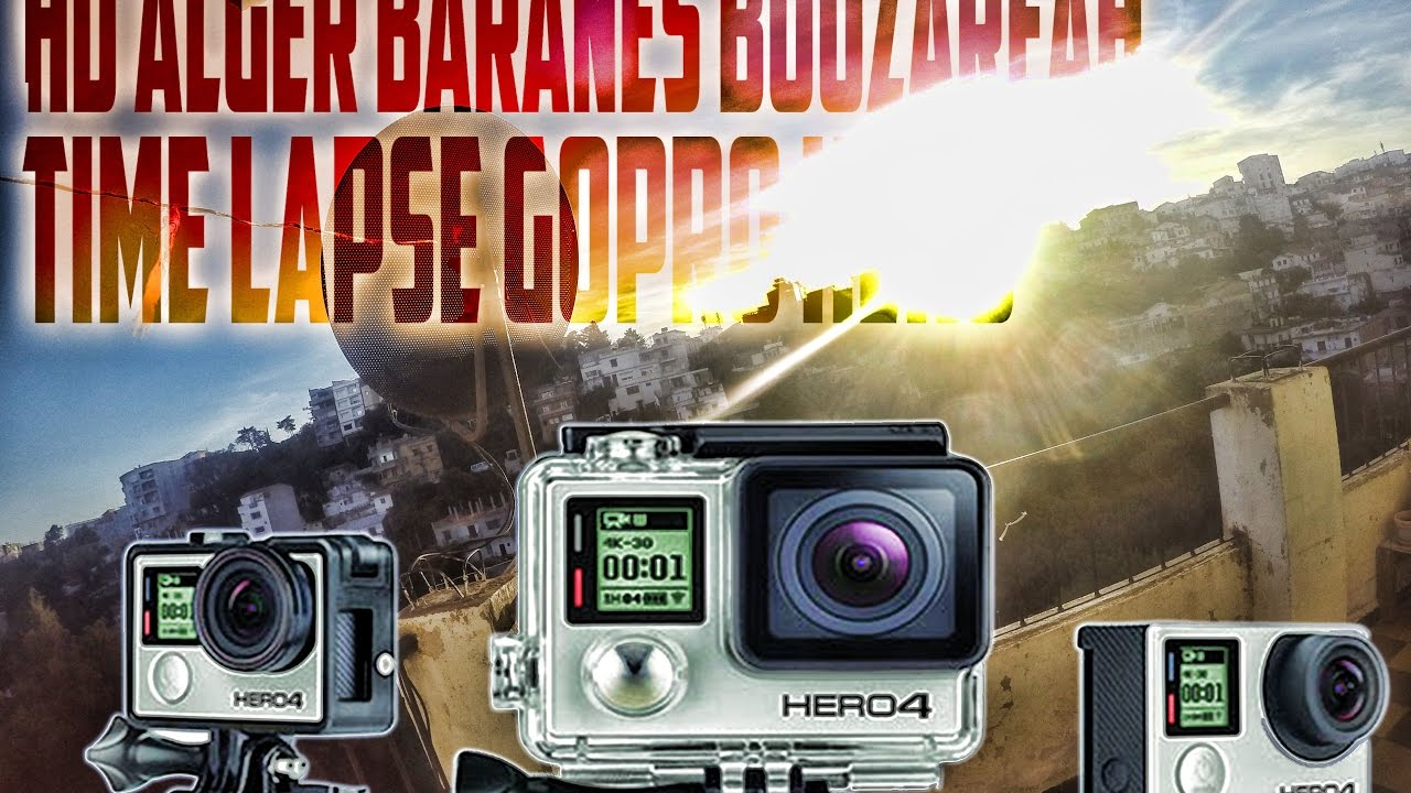 how to set up timelapse on gopro hero 3