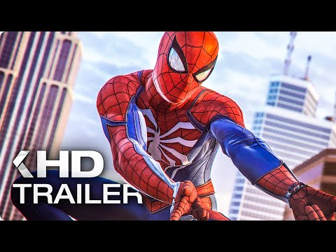SPIDER-MAN Story Trailer