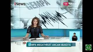 Download Video Info GEMPA MEGATHRUST Ancam Jakarta BMKG himbau jangan panik Oktober 2018. MP3 3GP MP4