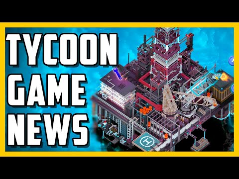 Tycoon and Business Management Game News - March 2020