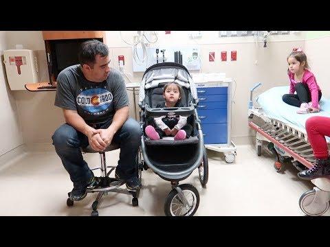 Vlog: *December 14, 2017* ~We Are Back in The ER! 😰~
