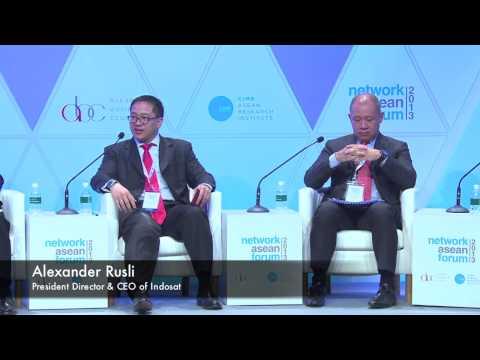 A Strategy for ASEAN: Roundtable Summation 1 (Tony Fernandes, Jaime Augusto Zobel, Francis Yeoh)