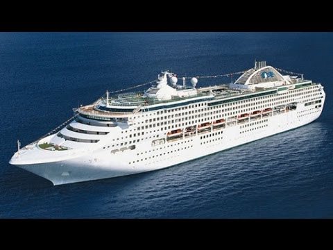 Princess Cruises Ships   Sun Princess, Sea Princess & Dawn Princess