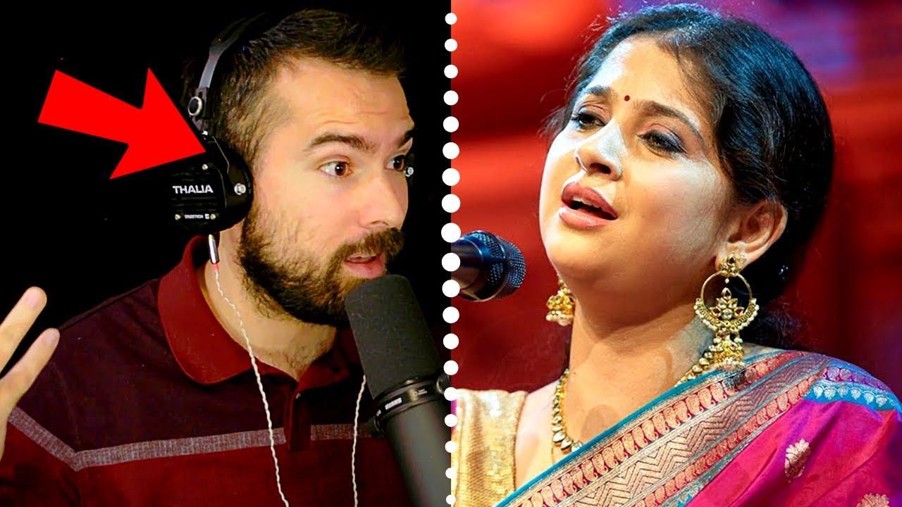 Vocal Coach Reacts to Exquisite Afternoon Raag Bhimpalasi | Kaushiki Chakraborty - Music of India