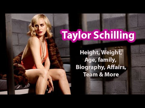 Taylor Schilling Height, Weight, Age, Body Statistics, Net ...Taylor Schilling Age