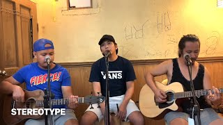 Download lagu Coldplay - Yellow (Stereotype Cover)