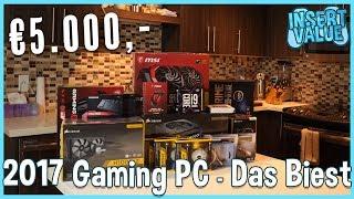 Gaming PC 2017 €5.000 Schritt für Schritt Zusammenbau - i9 7900X 1080 Ti SLI - German Deutsch