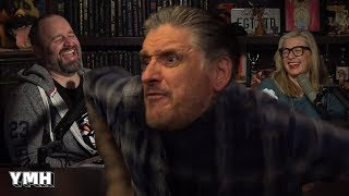Craig Ferguson Walks Out Of Podcast - YMH Highlight