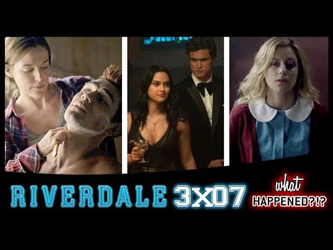 RIVERDALE 3x07 Recap: Betty Meets the Gargoyle King? Hiram Is Everywhere! 3x08 Promo