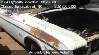 1964 Plymouth Belvedere  for sale in , NC 27603 at Classicau #VNclassics