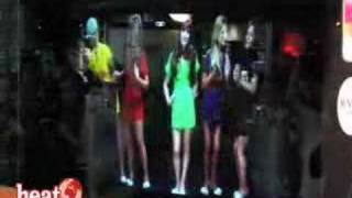 Holographic Performance featuring Girls Aloud Thumbnail