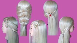 hairstyles 10 kiểu tc đi học đơn giản p3