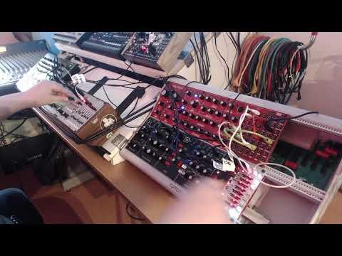 Behringer / Intellijel Modular Jam