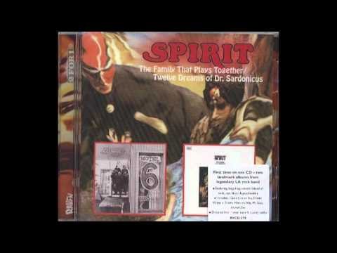 Spirit   Mellow Morning 1972 Feedback psych rock psychedelic Ed Cassidy