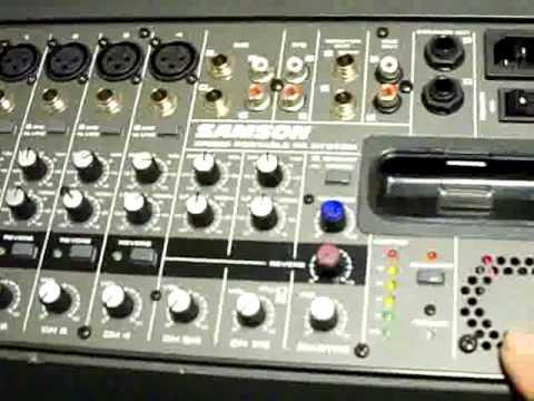 samson xp308i overview flv youtube rh youtube com