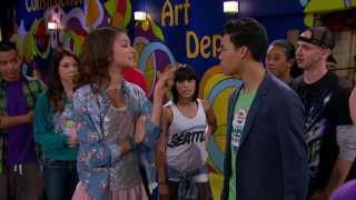 Сериал Disney - Танцевальная лихорадка - Сезон 3 Серия 69